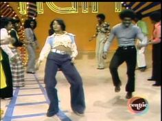 Kool And The Gang - Jungle Boogie SOUL TRAIN! Love it! Used to watch it every Saturday. Those were the days!