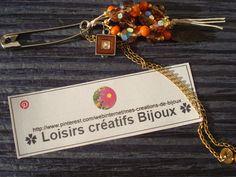 ✿MES CREATIONS DE BIJOUX✿ ❤️ naviginternet@orange.fr ❤️ Création de colliers naturels. Broche sur épingle à nourrisse. MON BLOG : http://creatrice-bijoux.blogspot.fr