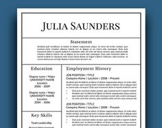 Letter Template Word Impressive Resume And Cover Letter  Pinterest  Cv Cover Letter Cover Letter .