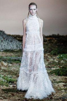 Alexander McQueen   Fall 2014 Couture Collection  