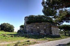 Via Appia Antica, Rome Italy