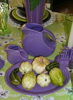 Lilac Fiesta \\ retired...I still have the large pitcher in that color