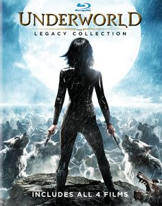 Underworld: The Legacy Collection Blu-ray