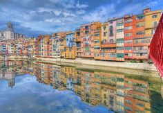 Girona City, Spain