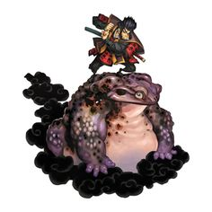 【PSV】朧村正 - 巴哈姆特 High Fantasy, Fantasy World, Dragons Crown, Frog And Toad, Fantasy Artwork, Game Art, Character Art, Graphic Art, Book Art