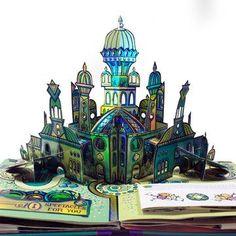 Tabulous Design: The Art Of Pop Up Books & Robert Sabuda