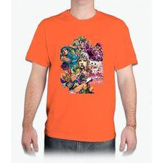 JoJo's Bizarre Adventure : Joestar Family - Mens T-Shirt