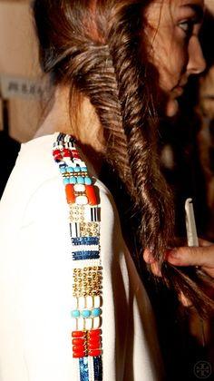 Детали из коллекции Tory Burch Spring'13 (трафик) / Детали / Модный сайт о стильной переделке одежды и интерьера