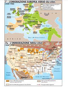 L'emigrazione europea verso gli Usa - rivista italiana di geopolitica - Limes
