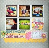A Project by StampinCrafts from our Scrapbooking Gallery originally submitted 07/21/12 at 10:40 AM