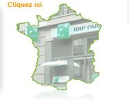 "BNP PARIBAS ATM locations- Just type Paris in ""Ville"" and the address of your location in ""No, Rue"". Click on ""Distributeurs de billets"" and it will show closest ATMs in the area!"