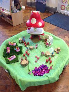 Fairy small world #fairyforest