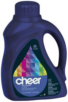 Cheer For Darks Laundry Detergent Plastic Bottle Design, Plastic Bottles, Looking Forward To Seeing You, Bottle Packaging, Laundry Detergent, Design Elements, Packaging Design, Water Bottle, Graphic Design