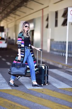 Look do dia – Airport Style