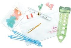 Clover Knit Mate Knitting Accessories Set on Amazon today for $11.00 ON SALE & eligible for FREE Super Saver Shipping  find more items like this at http://www.ddsgiftshop.com/arts-crafts-and-sewing  Be a fan on Facebook here https://www.facebook.com/AmazonDealsArtsCraftsAndSewing