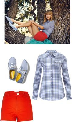 """Taylor Swift Style Steal"" by southern-sweet on Polyvore"