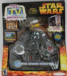 Jakks Pacific STAR WARS Revenge of the Sith Plug