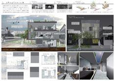 ウッドフレンズ | 第1回学生住宅設計アイディアコンペ