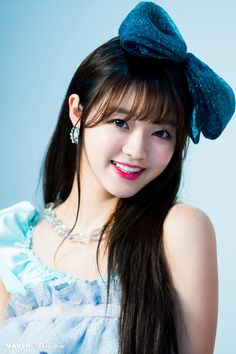 YooA Oh My Girl No monkey suit; no bananas And don't she scrub up beautifully? Oh My Girl Yooa, My Baby Girl, My Cute Love, First Girl, Japanese Girl, Korean Girl Groups, Girl Crushes, Girl Photos, Kpop Girls
