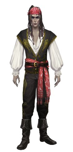 Male Gypsy Costume 67