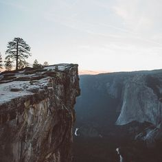 Sunset at Taft Point, Yosemite National Park by @jackrmoriarty: A short hike through a mountainous forest rewards you with this view of Taft Point and the western Yosemite Valley, with El Capitan in the background. At around this time people start to clear out of the area, and if you're lucky you'll have the place to yourself. Hey there! My name is Jack and I'm going to be sharing a few of my photos coupled with a quick story behind the locations. I hope you enjoy! #exploretocreate