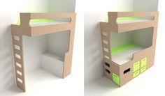 Rafa-kids : My design - bunk bed