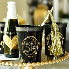Bride Tribe Cups | Bachelorette Party Cups