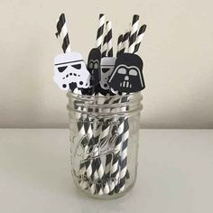 star wars party straws                                                                                                                                                                                 More
