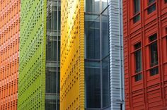 Single-use office building in London is mixed use development incorporating office, retail, restaurant and residential use.