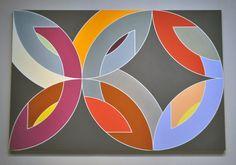 frank stella paintings | Frank Stella