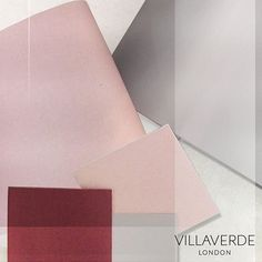 Our lovely design team is working on new spring colour stories and beautiful VILLAVERDE colours! Our mood boards are Grey and Pink for Spring 2017!     Find out more at www.villaverde.london