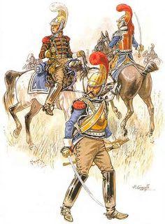 carabiniers 1815