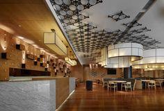 Rong Restaurant by Golucci International Design, Tianjin – China