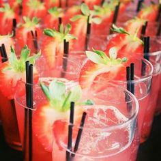 Our refreshing drinks quench any thirst! #sanjayfoods #occasions #beverages #strawberry #iced