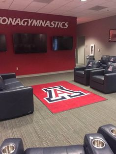 Almost nothing else can beef up school pride more than school locker room logo rugs! Every school should have one or more. Let's explore why further.