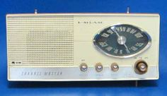 Vintage Channel Master 6522 Radio