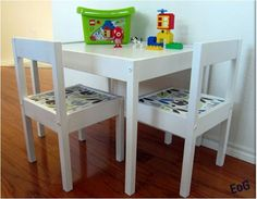 LATT table refurb