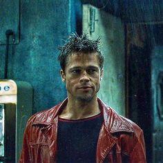 Fight Club - Brad Pitt Fight Club Brad Pitt, Fight Club 1999, Bradd Pitt, Marla Singer, Tyler Durden, David Fincher, Celebrity Babies, Celebrity Photos, Celebrity Style