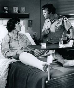 Randolph Mantooth - John Gage as patient with Roy