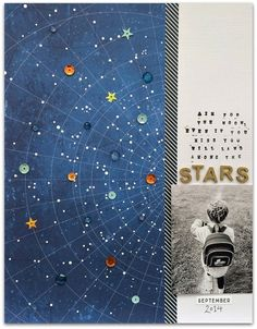Stars by Rockermorsan at @studio_calico