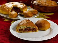 Пироги с капустой от Сталика Ханкишиева