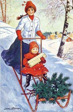 """""""Christmas"""" by Jenny Nyström"""