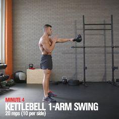 EMOM Workout: Jump Rope and Kettlebell Swing | Men's Health https://www.kettlebellmaniac.com/kettlebell-exercises/