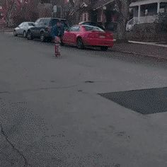 Awesome skateboard trick