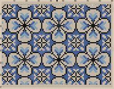 Mochila Crochet, Bag Crochet, Loom Beading, Beading Patterns, Embroidery Patterns, Knitting Charts, Knitting Patterns, Cross Stitch Designs, Cross Stitch Patterns