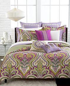 199.00 Echo Vineyard Paisley Queen Comforter Set on shopstyle.com