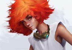 ArtStation - Radical Ed, Jane Nane