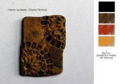 Pequeñeces: Efectos metálicos con pinturas acrílicas Decoupage, Mixed Media, Diy Crafts, Collages, Html, Rust, Packaging, Ideas, Tools