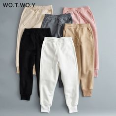 Girls Fashion Clothes, Teen Fashion Outfits, Cute Sweatpants, Clothing Photography, Pants For Women, Clothes For Women, Joggers Womens, Sport Pants, Cute Casual Outfits