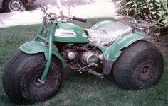 Honda ATC 90